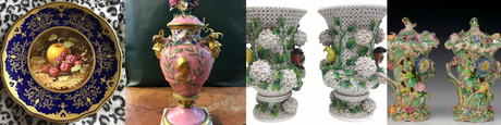 ANTIQUES OF LONDON