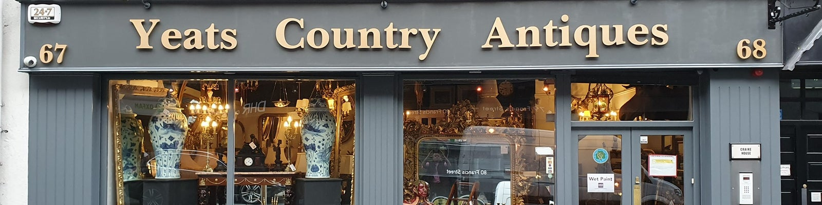 Yeats Country Antiques
