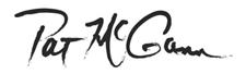 Pat McGann