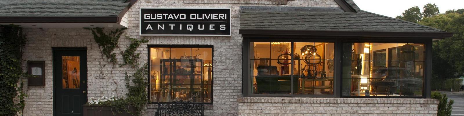 Gustavo Olivieri 20th Century background