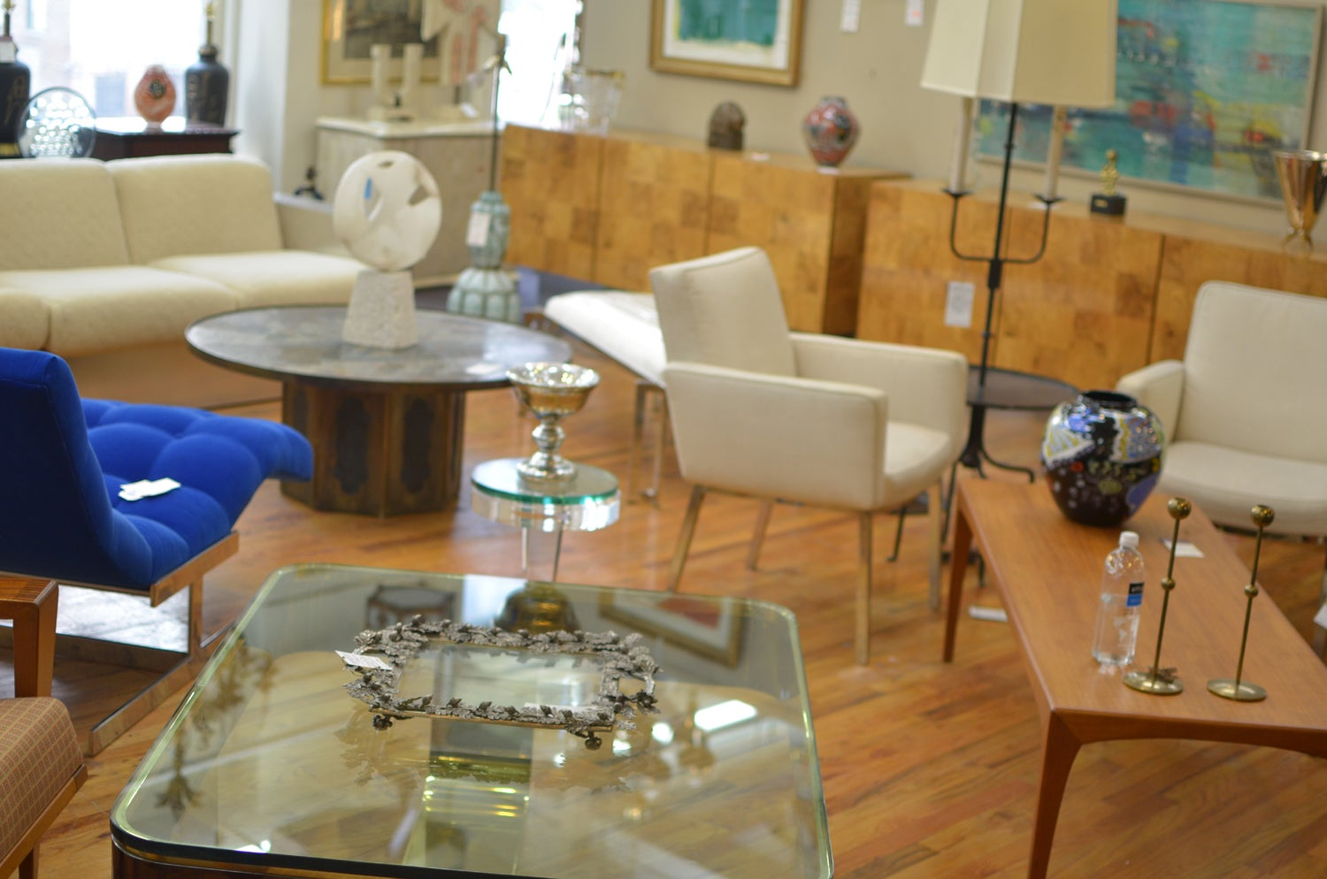 More About Showplace Antique + Design Center