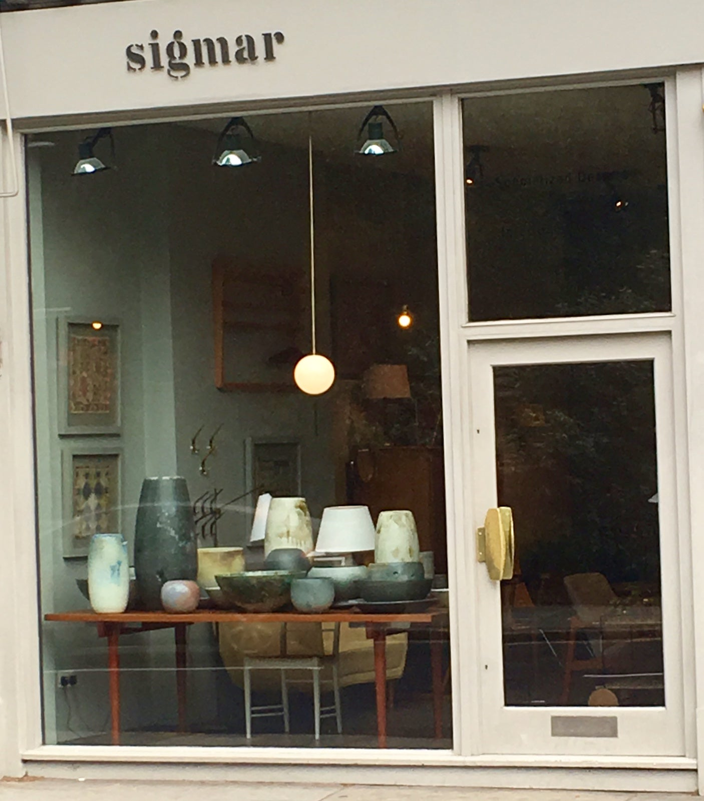More About Sigmar 1stdibs Antiques Vintage and