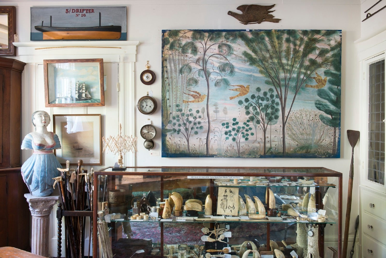 More About Nantucket House Antiques and Interior Design Studios, Inc.