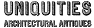 Uniquities Architectural Antiques and Salvage