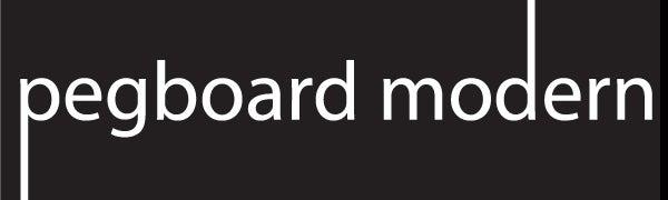 Pegboard Modern