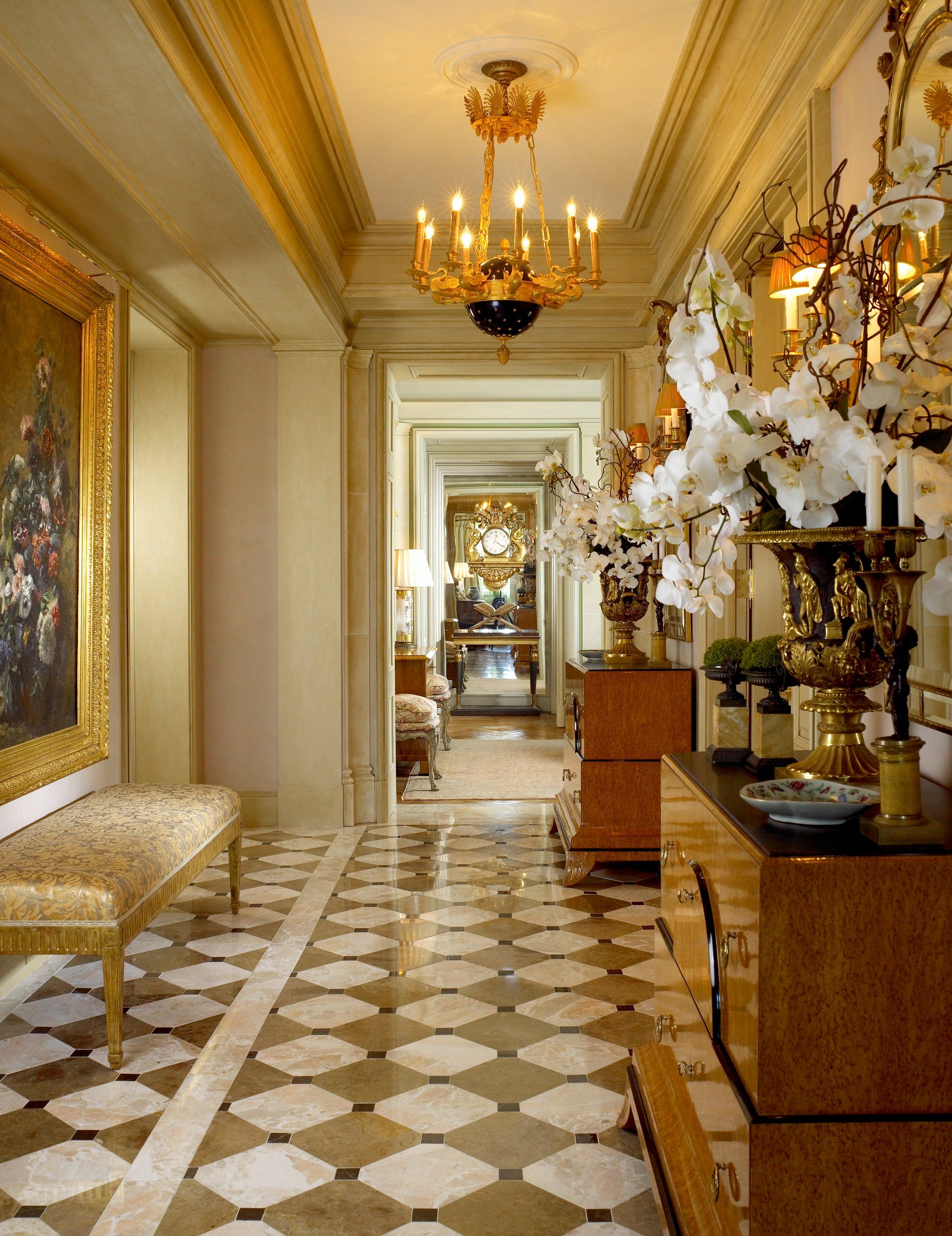 William R Eubanks Interior Design Inc Palm Beach Fl