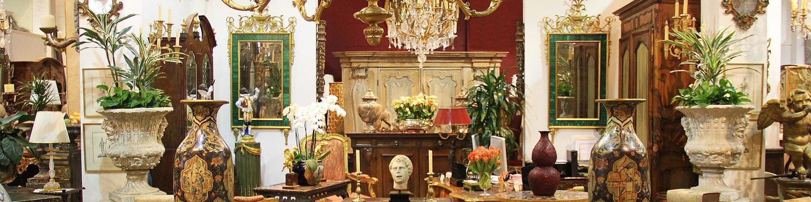 C. Mariani Antiques, Restoration & Custom background