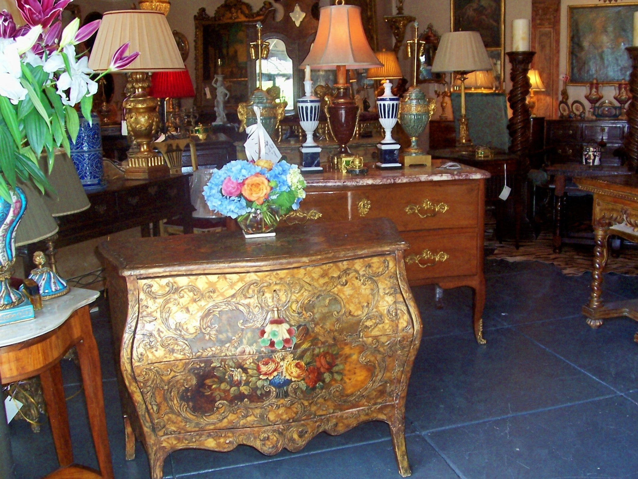 More About The Little Antique