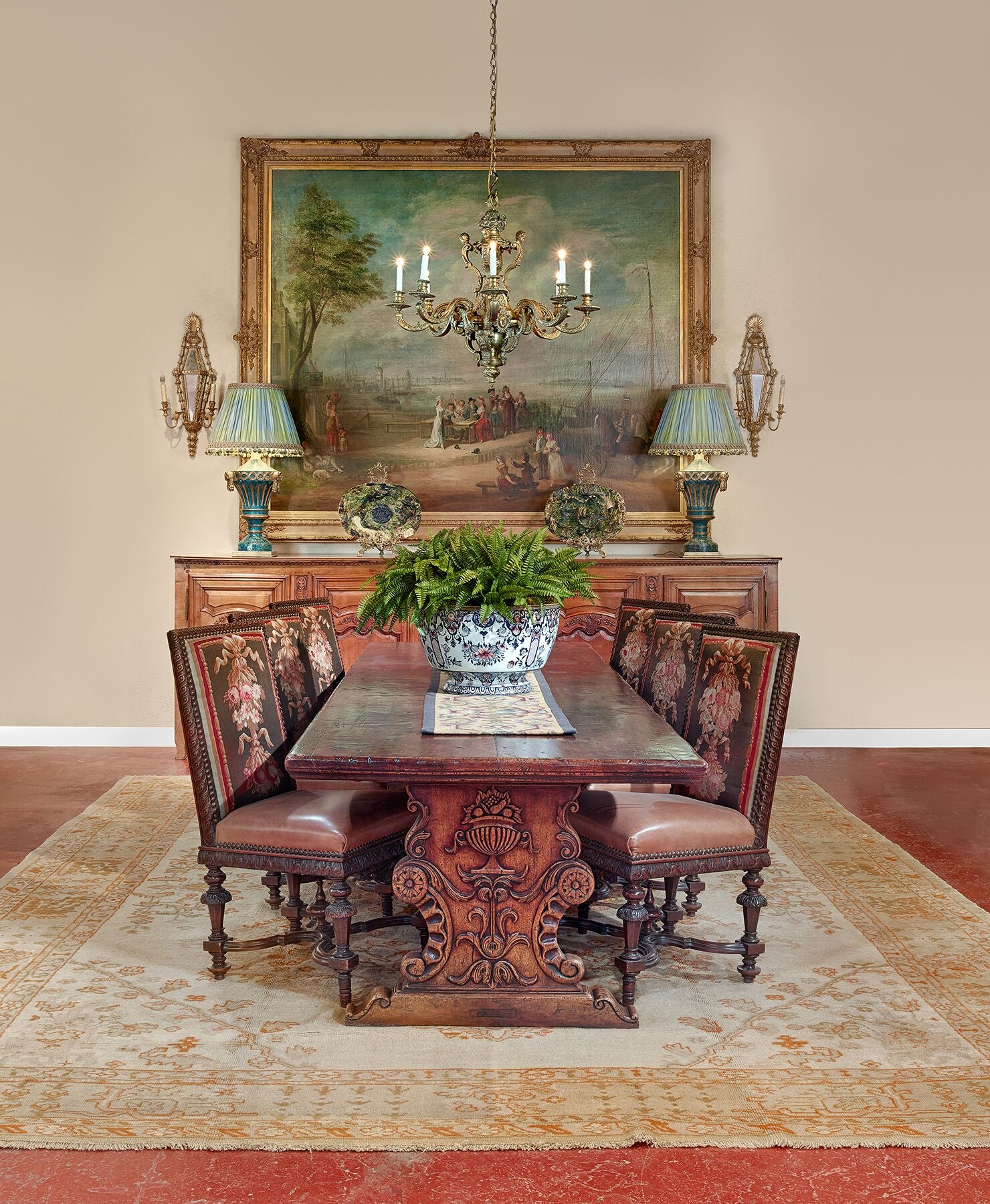 More About Country French Interiors