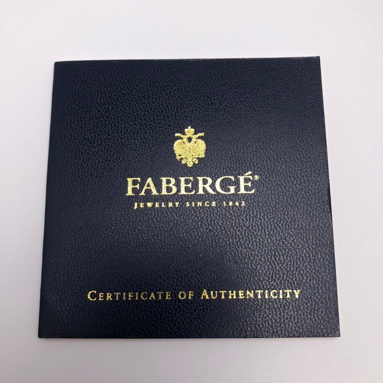 Modern Victor Mayer Faberge  Diamond Ruby Huggie Earrings with Certificate For Sale 5