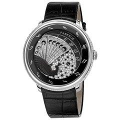 Fabergé Compliquée Peacock Black Sapphire