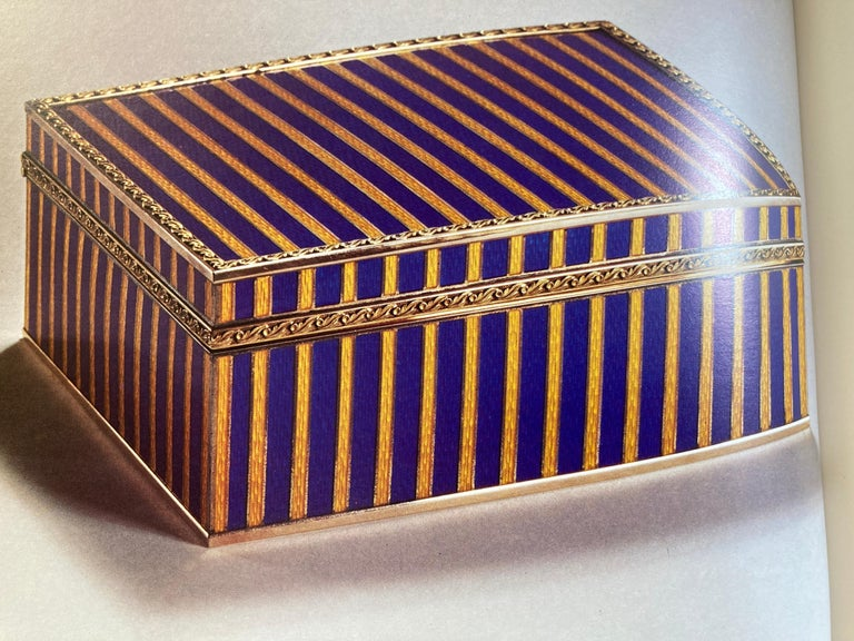 Fabergé Court Jeweler to the Tsars Hardcover Table Book For Sale 4
