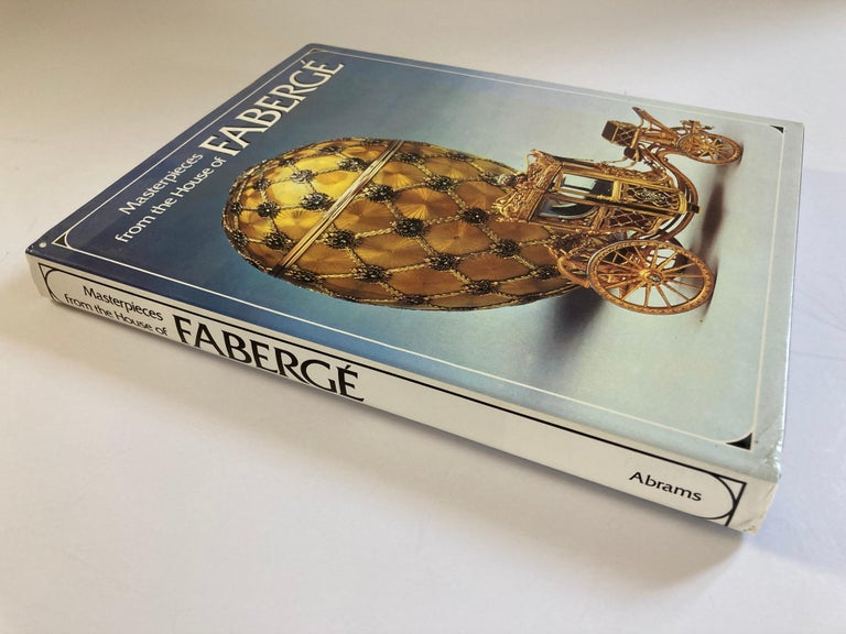 Masterpieces from the House of Faberge  Alexander Von Solodkoff; Roy D. R. Bettley; A. Kenneth Snowman; Marilyn Pfeifer Swezey; Editor-Paul Schaffer; Editor-Christopher Forbes A book on the history of Carl Fabergé and his work. For more than 35