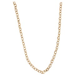 Faberge Gold Chain F2049