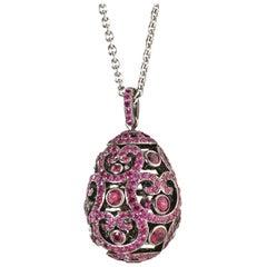 Fabergé Imperial Collection Impératrice Ruby Pendant Necklace