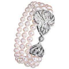 Fabergé Imperial Pearl Bracelet