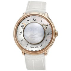 Fabergé Lady Levity 18 Karat Rose Gold
