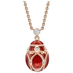 Fabergé Palais Yelagin Red Small Pendant