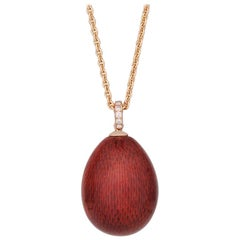 Pure Red Pendant