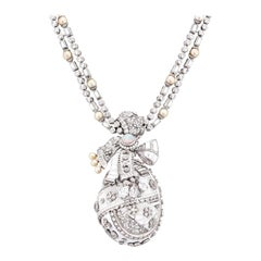 Fabergé Summer in Provence Diamond Necklace
