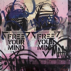 Free Your Mind - Graffiti