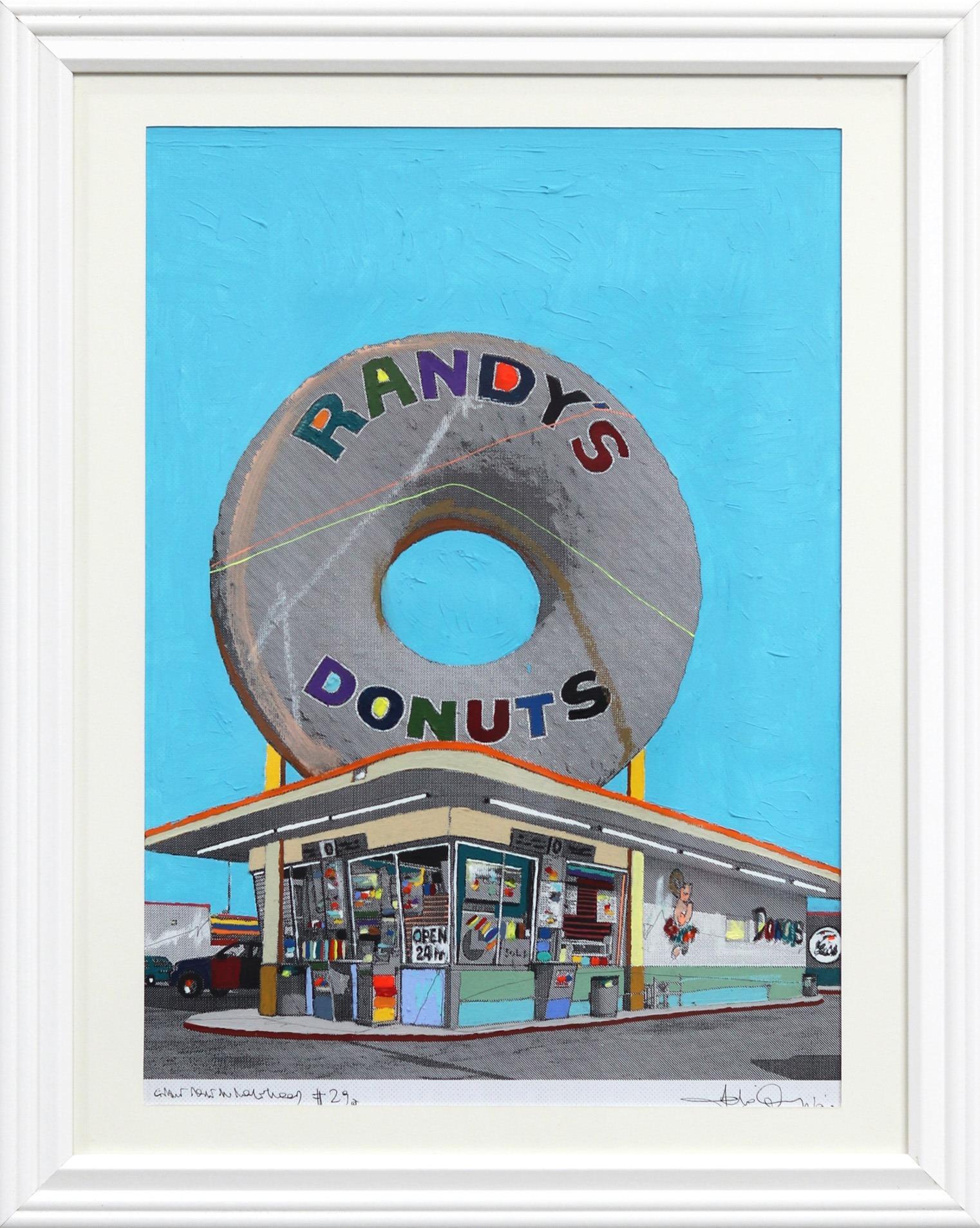 Giant Donut In Inglewood #29