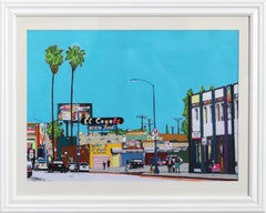 This is Beverly Blvd #21