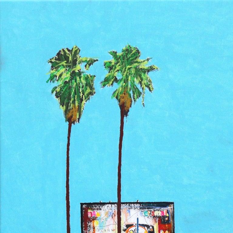 This is Beverly Blvd IV - Pop Art Painting by Fabio Coruzzi
