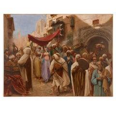 Wedding Procession in Cairo