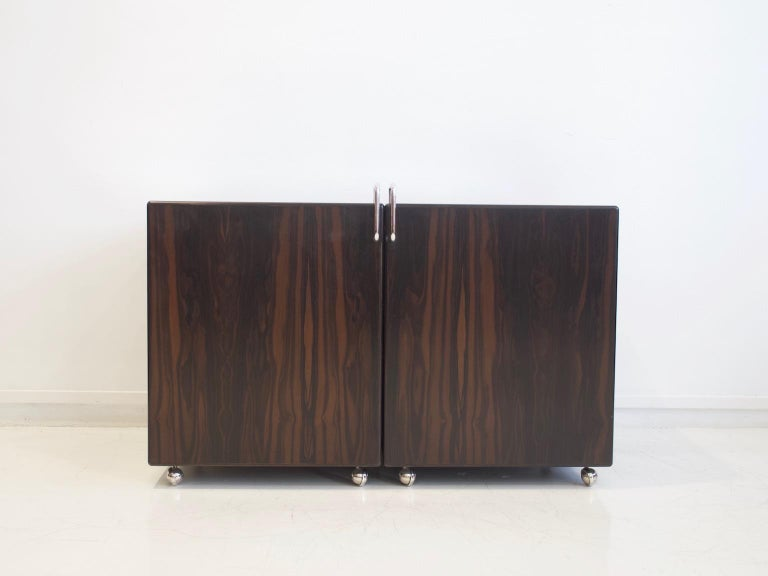 Fabio Lenci for Bernini Chest of Drawers 5