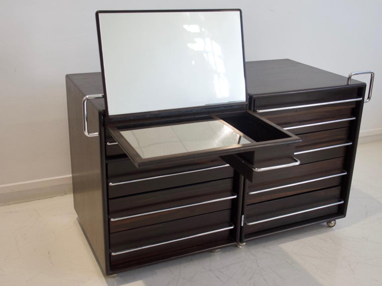 Modern Fabio Lenci for Bernini Chest of Drawers