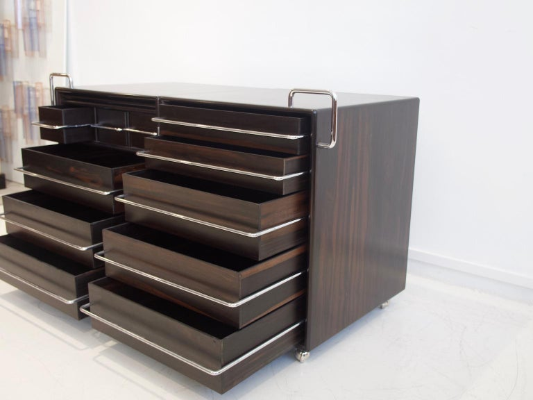 Fabio Lenci for Bernini Chest of Drawers 1