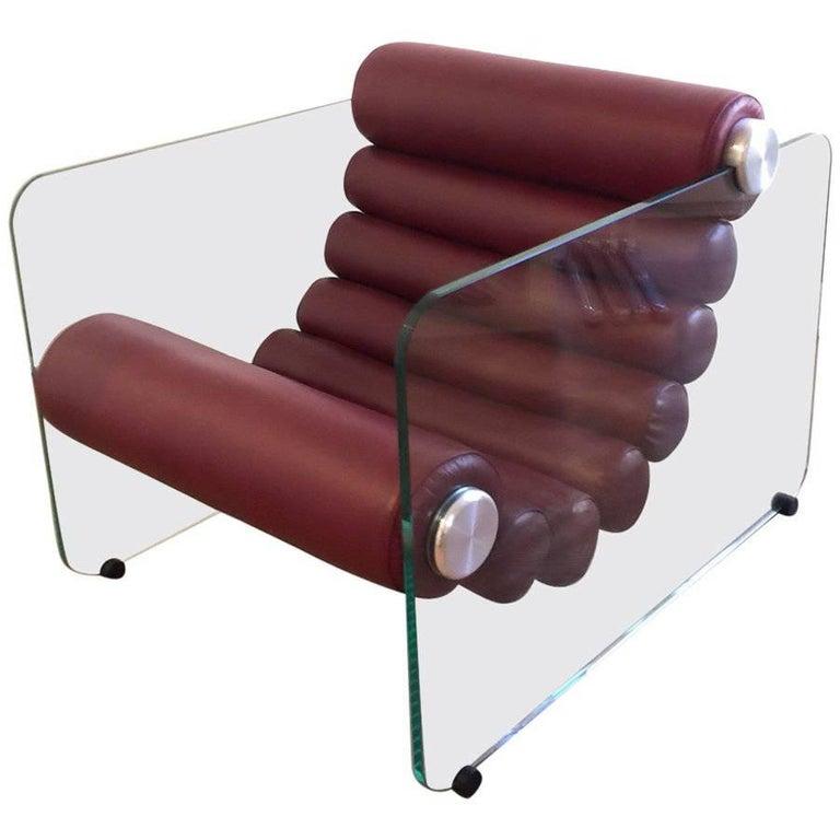 Fabio Lenci Hyaline Lounge Chair