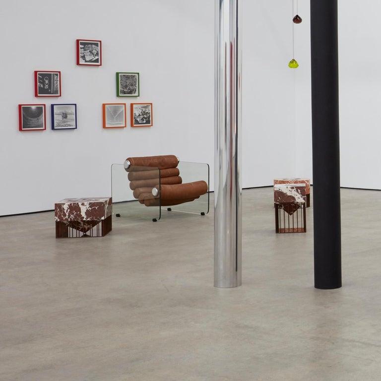 Fabio Lenci Lounge Chair For Sale 1