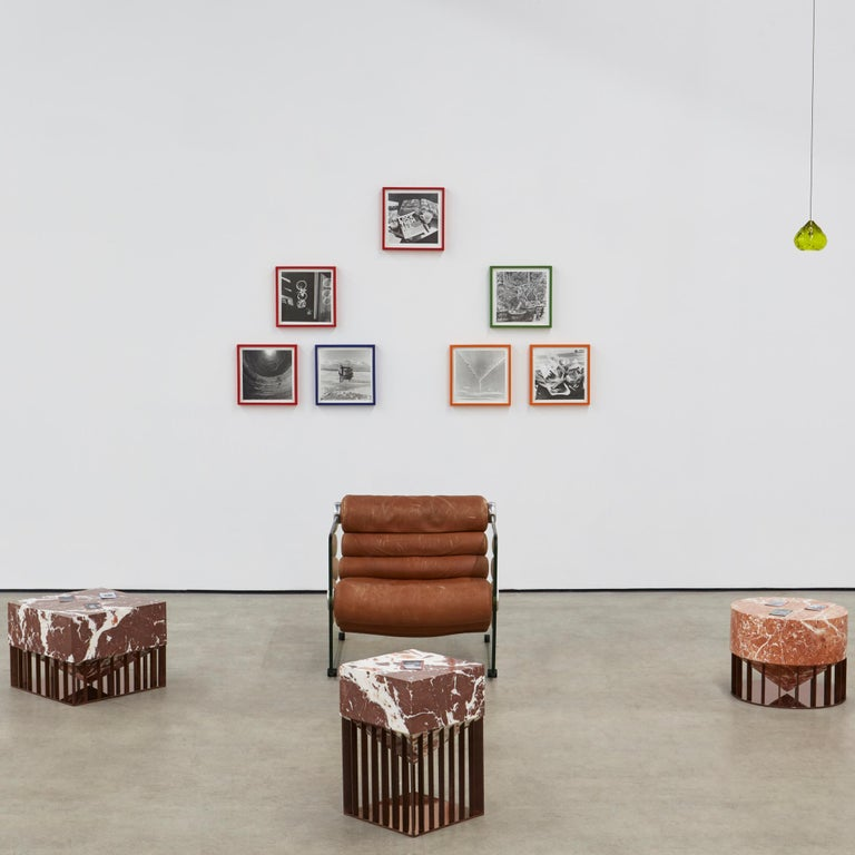 Fabio Lenci Lounge Chair For Sale 2