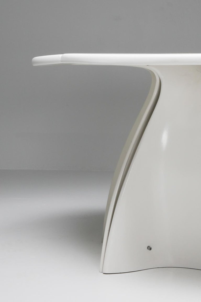 Fabio Lenci Postmodern 'Petal' Dining Table, 1960s For Sale 5