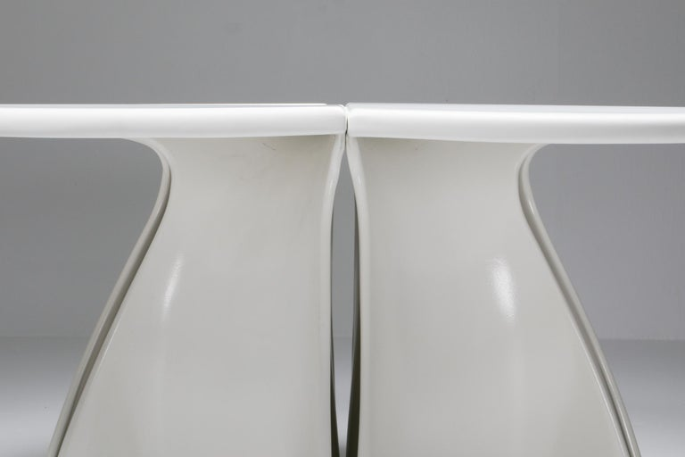 Fabio Lenci Postmodern 'Petal' Dining Table, 1960s For Sale 6