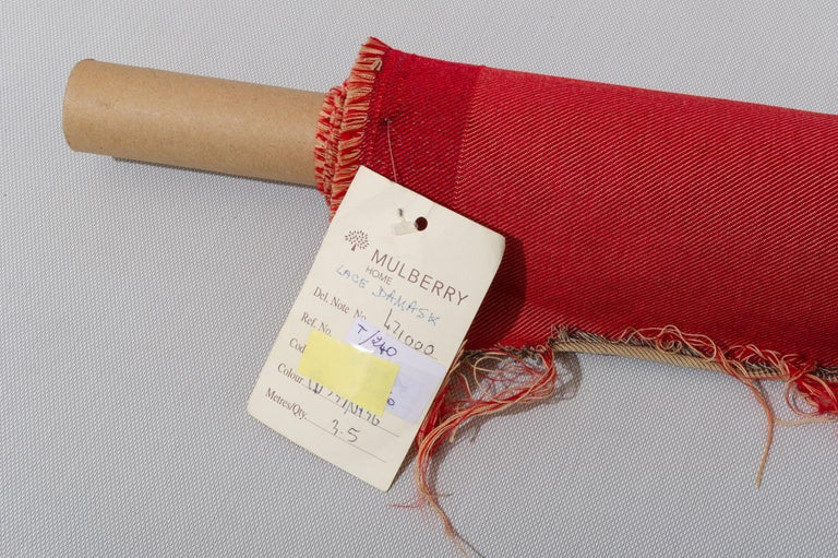 T/240 - Curtain fabric by Mulberry