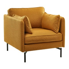 "Fabric Smooth ""PPno.2"" Armchair, Pols Potten Studio"