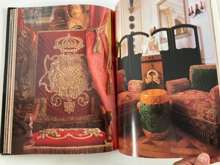 Fabrics The Decorative Art of Textiles Coffee Table Book For Sale 7