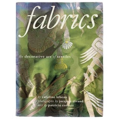 Fabrics The Decorative Art of Textiles Coffee Table Book