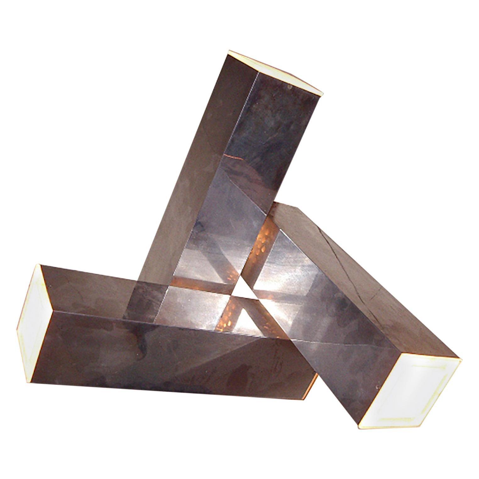 Fabrizio Cocchia e Gianfranco Fini Ascissa table lamp for New Lamp, Italy, 1970