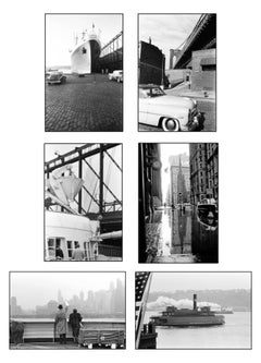100th Anniversary Celebration Coffret # 1 - New York - 1956 - Vintage Photograph