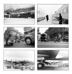 100th Anniversary Celebration Coffret # 4 - Travel - 1956 - Vintage Photography