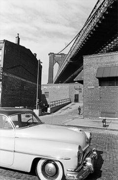 Bambini per la strada, New York, 1955 - Contemporary Black and White Photography