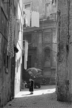 Il peso degli anni, Roma - 1962 - Contemporary Black & White Photography