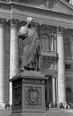 La Roma di Pietro, 1968 - Contemporary Black & White Photography