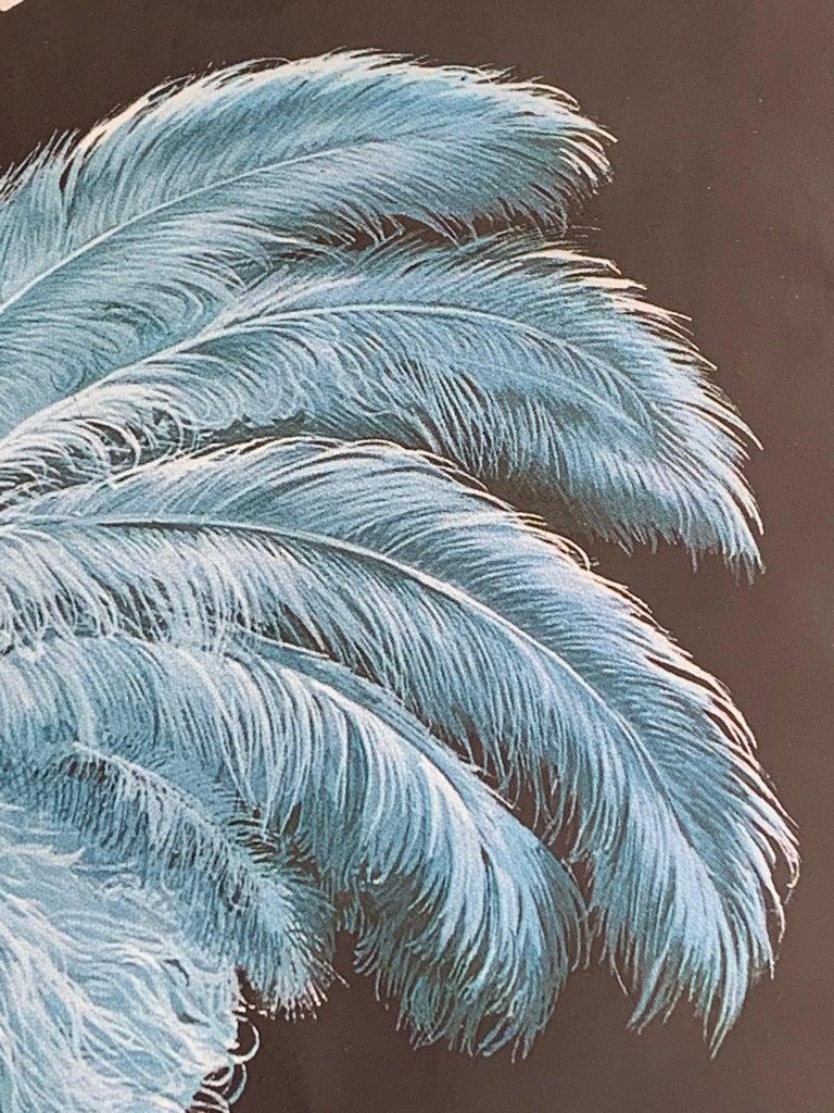 Fabulous Original 1960s Large Folies Bergere Poster by Artist Alain Gourdon For Sale 1