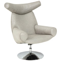 Fabulous Space Age Ox Chair