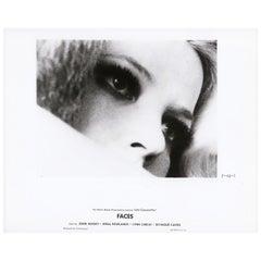 Faces 1968 U.S. Silver Gelatin Single-Weight Photo
